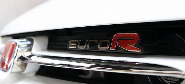 Euro R の足回りリフレッシュ