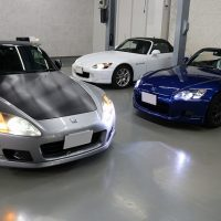 S2000のRenovation Report