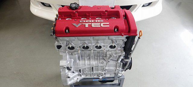 H22Aエンジンのオーバーホール